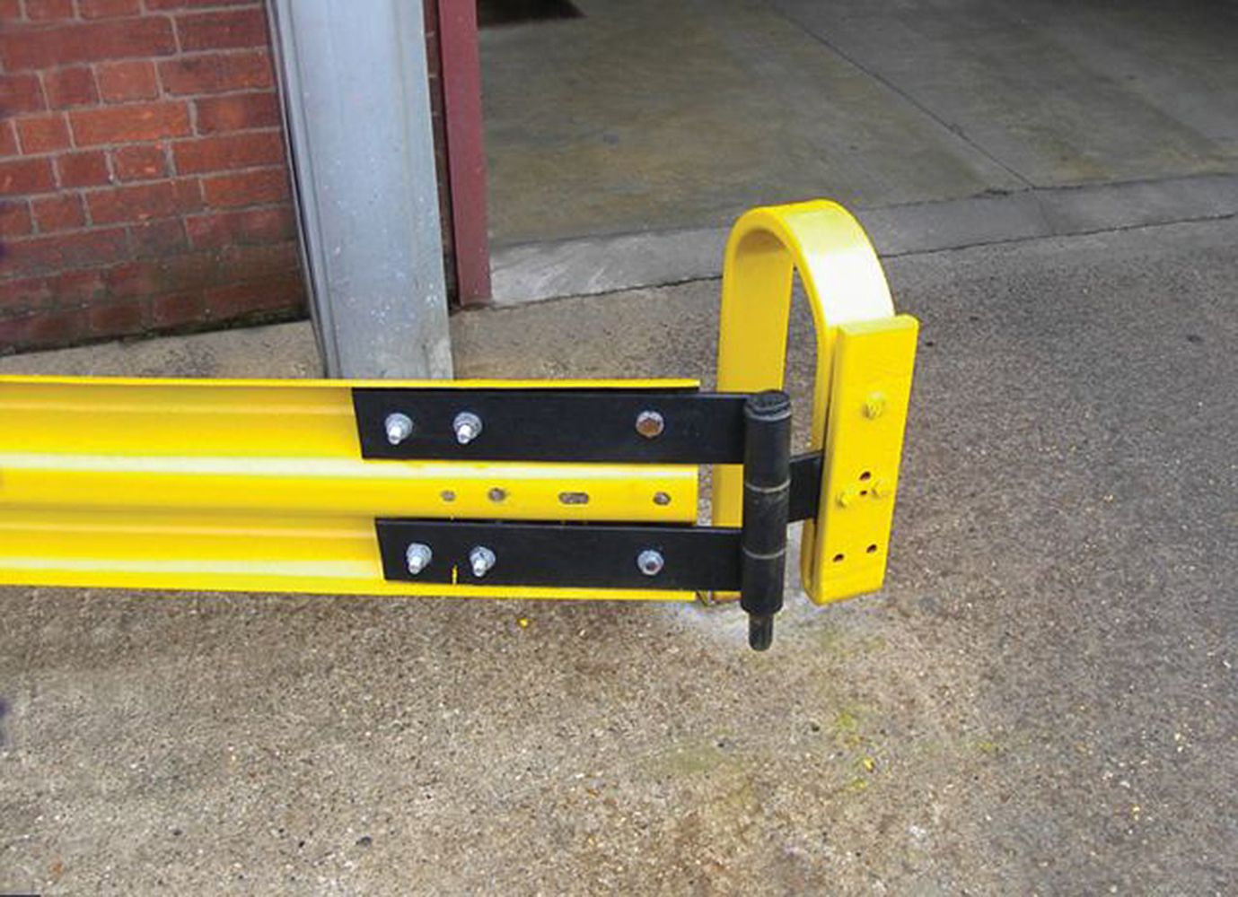 Industrial Security And Safety Barriers Safetyflex