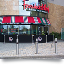 Street Furniture - Frankie and Bennys