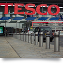 Street Furniture - Tesco Extra